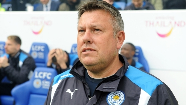 Craig Shakespeare Tecnico Leicester Stoke City Premier League 01/04/2017
