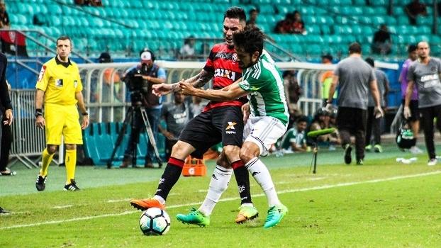 Coritiba conquistou três pontos importantes fora de casa no Brasileirão 94312ec187216