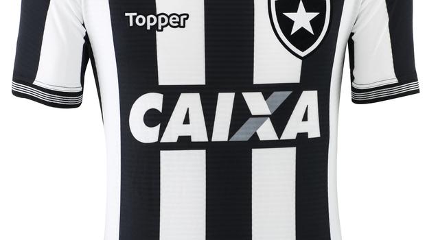 Botafogo apresenta novas camisas 1 747a0ce502ec6
