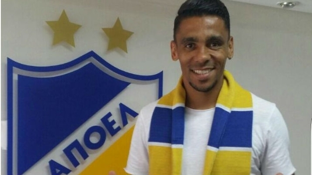 Igor de Camargo defenderá o Apoel, do Chipre