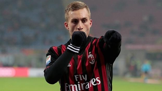 Deulofeu foi convocado depois de apenas 10 jogos pelo Milan