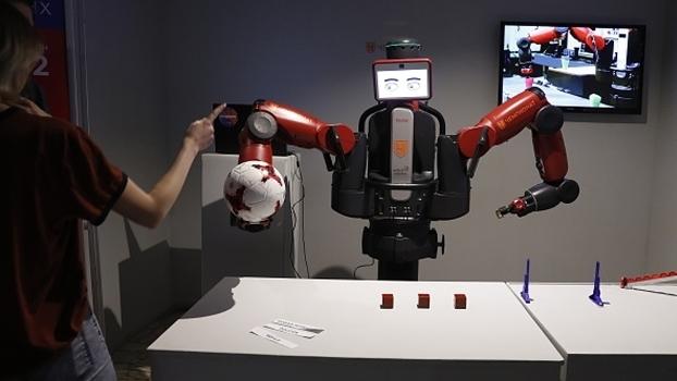 O robô Baxter já errou um de seus palpites para a Copa das Confederações