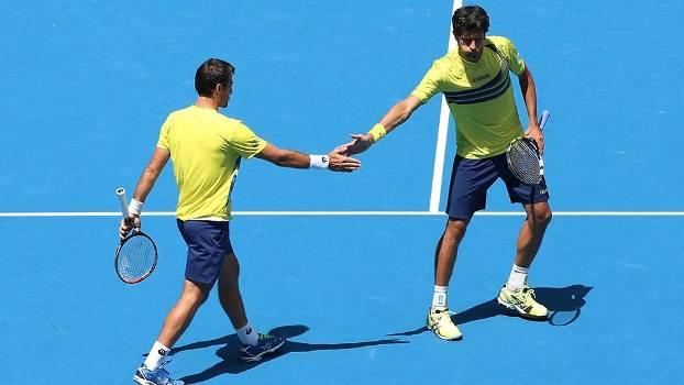 Tradicional dupla terminou na segunda colocação do ATP inglês
