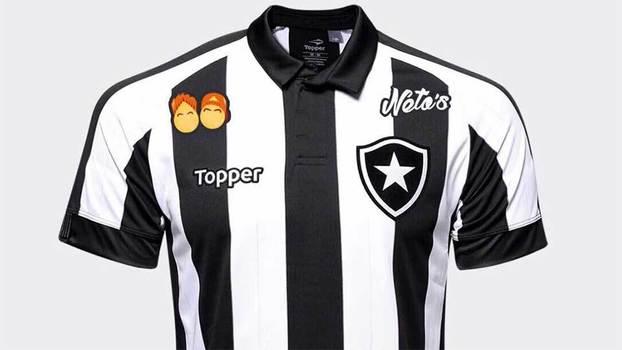 Youtuber Felipe Neto vai patrocinar Botafogo com empresa de coxinhas ... ec0e9ffee3473