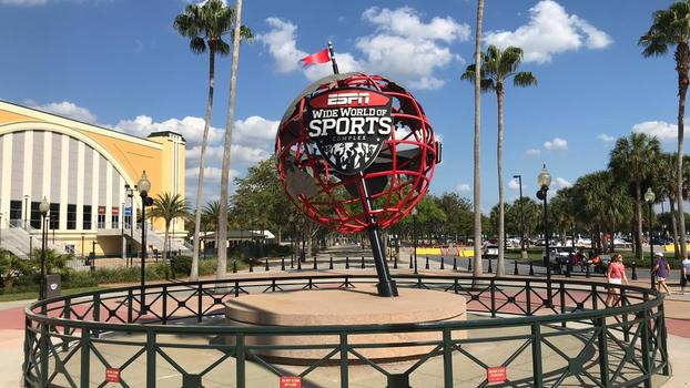 ESPN Wide World of Sports, em Orlando
