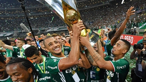 Ano não foi bom apenas no campo para o Palmeiras