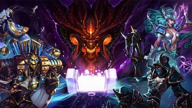 Jogadores novos e antigos receberão gemas no lançamento da nova versão de Heroes of the Storm
