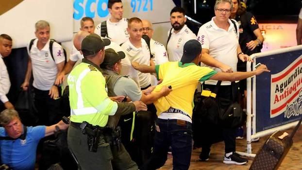 Para Marquinhos, entrosamento com T. Silva pode ajudar Brasil na Colômbia
