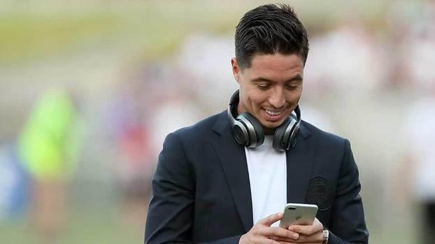 Nasri a caminho do Antalyaspor para ser companheiro de equipa de Eto'o