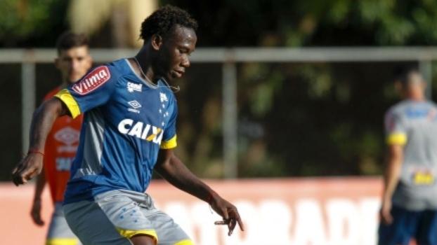 Equatoriano Caicedo começou bem a sua trajetória pelo Cruzeiro
