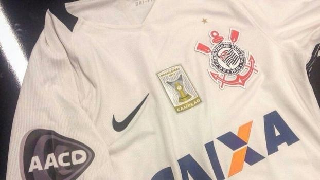 c1c6bc3594 Camisa que será usada na partida contra o Sport