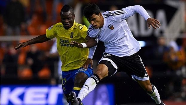 Valencia empata com o Las Palmas na Taça do Rei