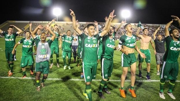 Chapecoense eliminou o São Paulo e já volta a campo nesta quinta