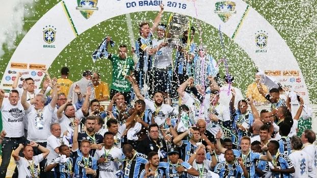 A melhora organizacional do Atlético-MG e o Grêmio do controle sem a ... d732d8d1ac6e5