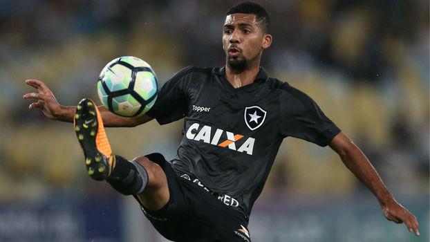 Matheus Fernandes já fez 31 partidas pelo Botafogo em 2017
