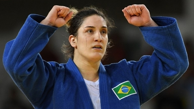 Mayra Aguiar ganhou ouro no Gran Prix de Cancun