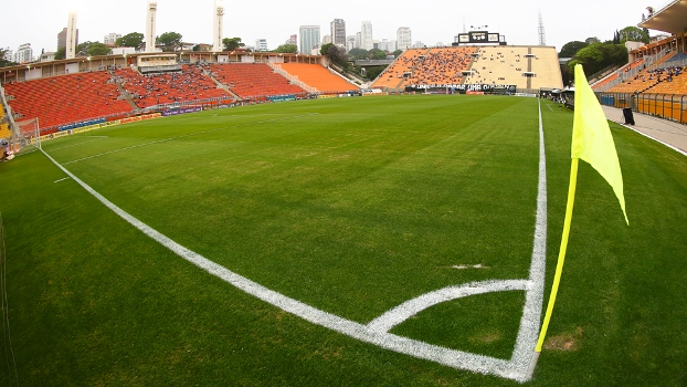 Estádio do Pacaembu já recebeu 11 jogos na atual temporada