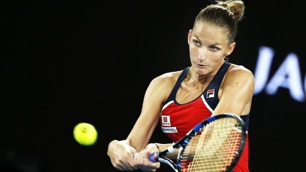 Karolina Pliskova Rebate Daria Gavrilova Australian Open 23/01/2017