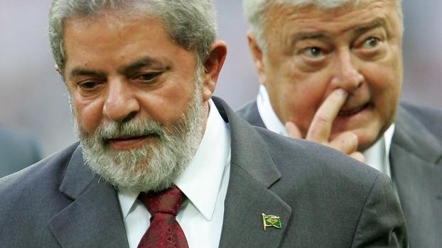 Teixeira: 'Lula é ninguém, diga o que tem para mim'