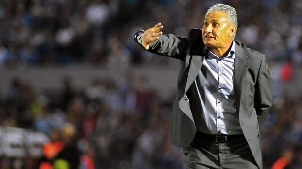 Controle em Montevidéu  o que levou a Seleção a fazer uma partida ... 908ed38b4a26f