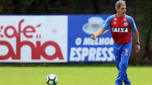 Paulo César Carpegiani é o quarto treinador do Bahia em 2017 54cfcad8bef3a