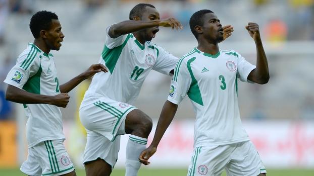 7e54097d68 Nigéria abusa das gracinhas e toma gol histórico