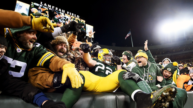 Lambeau Lip, tradição nos touchdowns do Green Bay Packers
