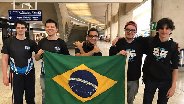 Nova escalação da SG e-sports embarca para o Starladder i-League S3
