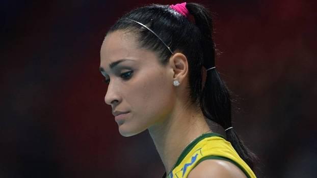 Jaqueline pode deixar o Brasil e atuar no exterior