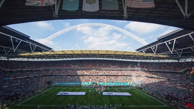 NFL volta para Los Angeles. Próxima parada  Londres   fdbe60002d9e7