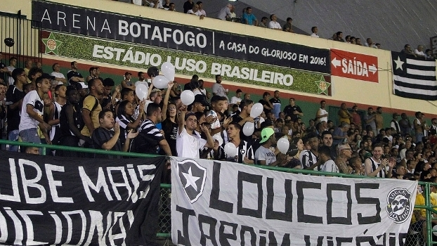 3a5e6380cc Botafogo encontrou casa