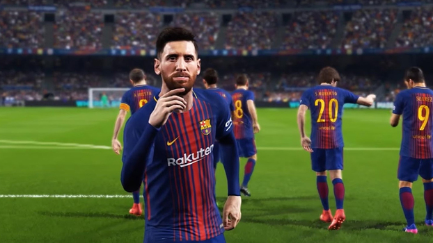 Luis Suárez estampará capa do PES 2018