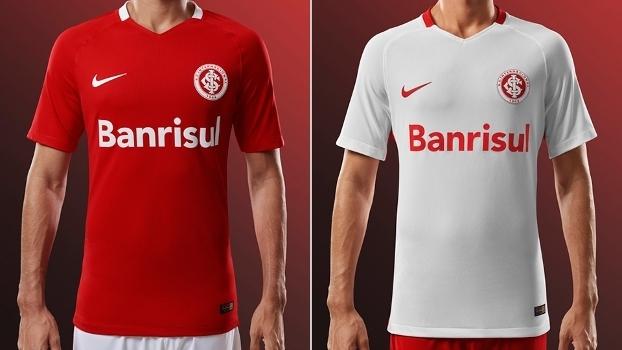 Nike apresenta novos uniformes do Internacional  veja - ESPN b8e1ac636f2ca