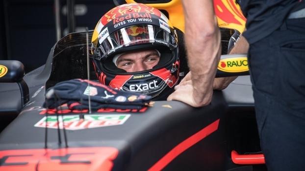 Max Verstappen é um dos nomes mais promissores da Fórmula 1