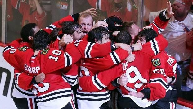 Chicago Blackhawks é o campeão da Stanley Cup