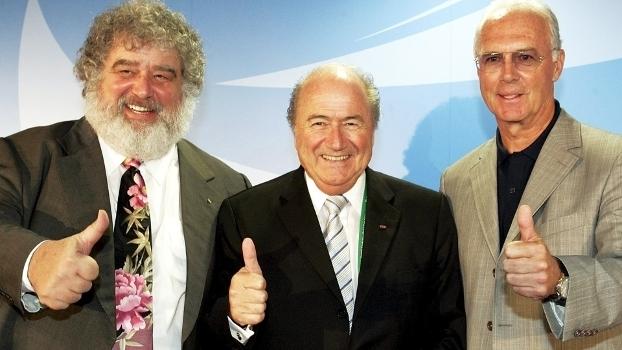 Morreu Chuck Blazer, figura central do caso de corrupção da FIFA