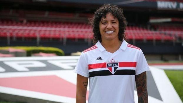 d5e944bc7e3a8 Cristiane agora joga no São Paulo.