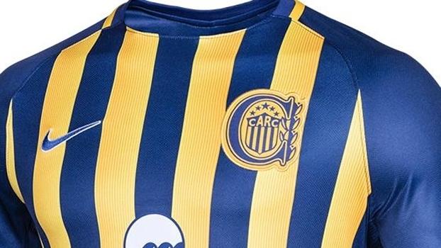 Rosario Central retorna ao desenho tradicional e faz bela camisa ... 8f9235ac74845