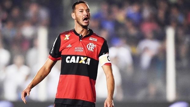 Réver renovou contrato com o Flamengo