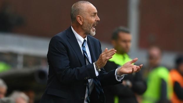 Stefano Pioli foi treinador da Internazionale na última temporada