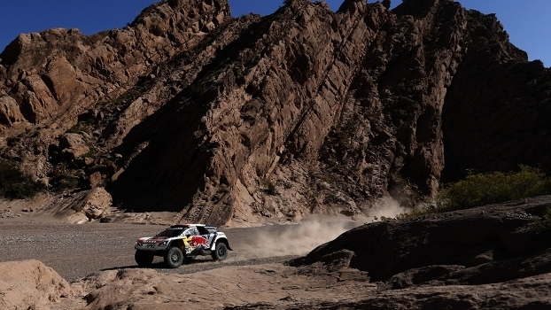 Cyril Despres / David Castera (Peugeot 3008 DKR)