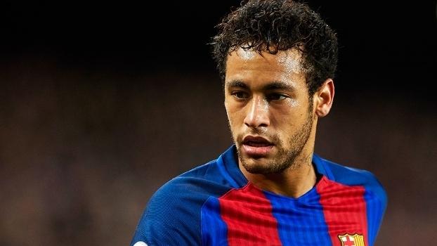 Neymar Barcelona Valencia Campeonato Espanhol 19/03/2017