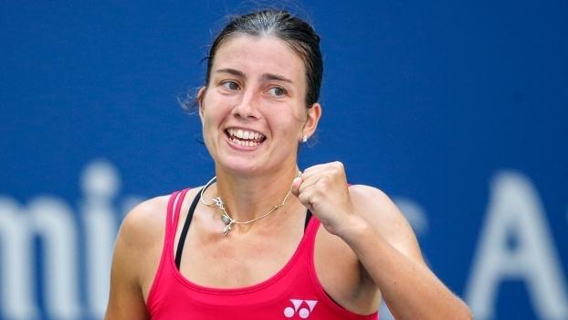 Anastasija Sevastova é a número 19 do mundo