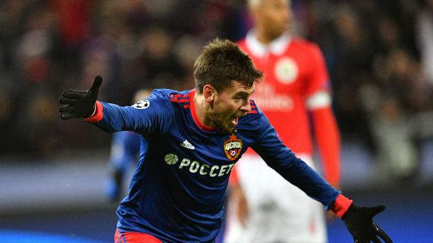 Benfica perde invencibilidade na UEFA Youth League em Moscovo — Crónica