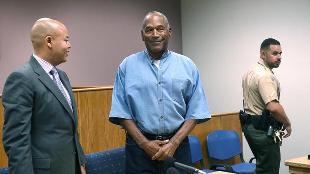 Após 9 anos na cadeia, O.J. voltará às ruas