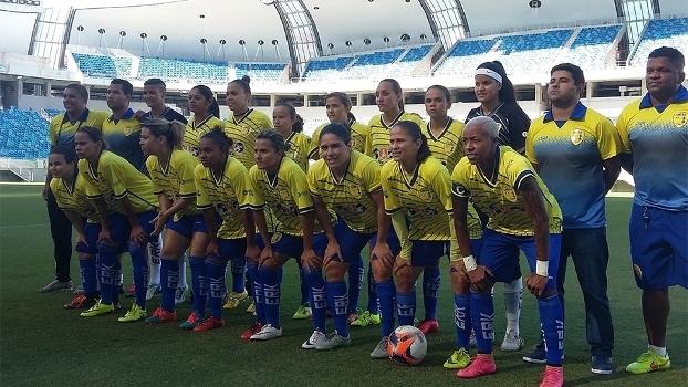 00426a013a União-RN venceu o Caucaia-CE na Copa do Brasil feminina na Arena das