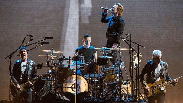U2 muda horário de show por conta de partida decisiva da Argentina