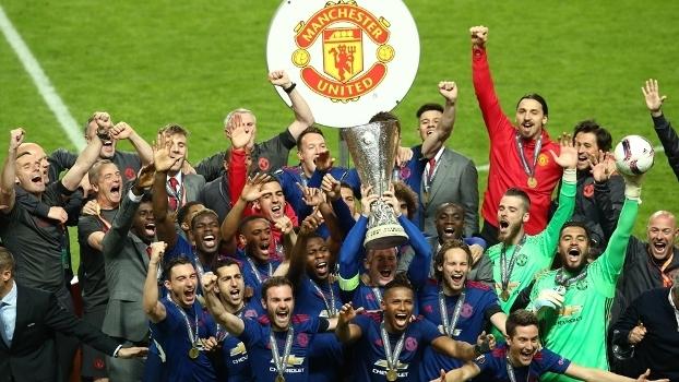 Campeão de tudo! United bate Ajax e ganha a Liga Europa