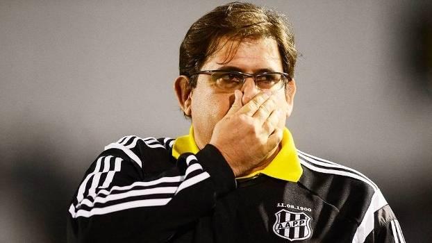 Guto Ferreira demitido  até quando a mesmice vai dominar o futebol ... 328e9e752a