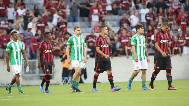 Atlético-PR, Coritiba e federação explicam jogo cancelado